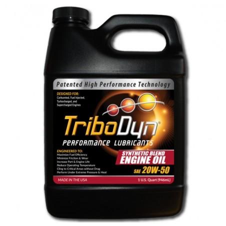 TriboDyn 20W-50 moottoriöljy 0,946L