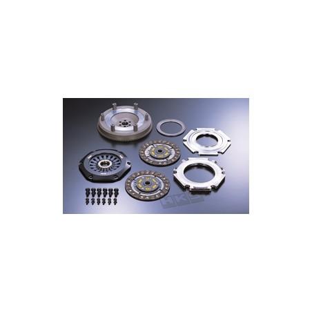 HKS Clutch LA Type 2-Plate Evo 4-9 MR