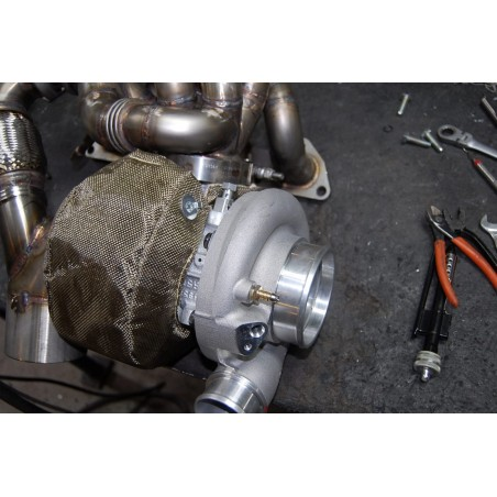 Borg Warner S200SX-E turboahdin 650 HP